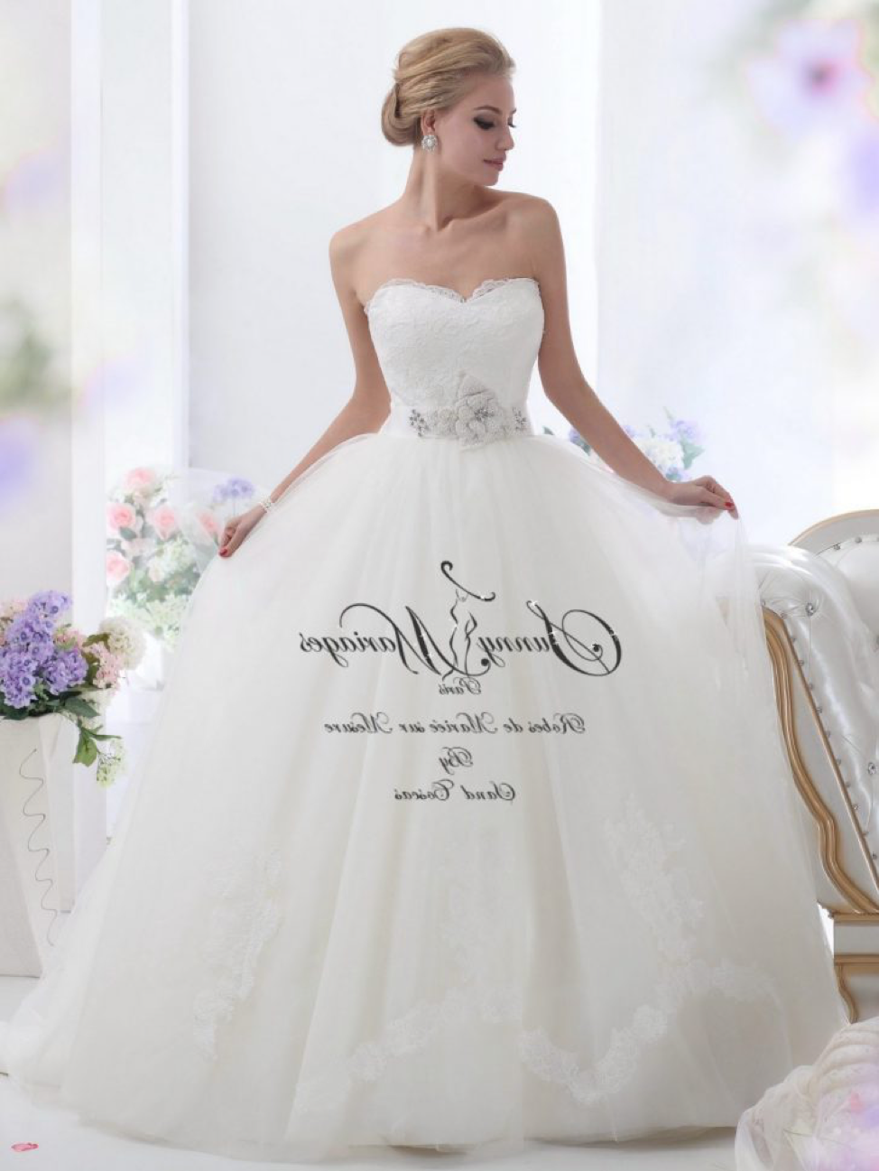 milanoo wedding dress