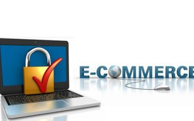 How does the Data security of e – commerce sites?